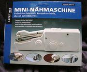 Mini-Handnähmaschine