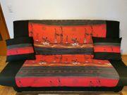 Schlafsofa Kippsofa Couch