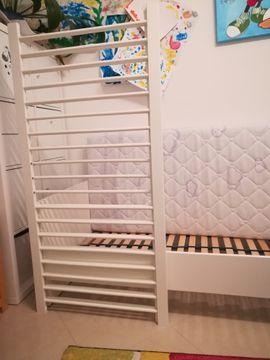 Neuwertig Paidi-Kinderbett Babybett Biancomo Umbausatz: Kleinanzeigen aus Pforzheim Südweststadt - Rubrik Wiegen, Babybetten, Reisebetten