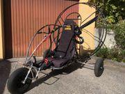Paramotorausrüstung