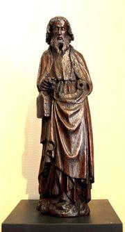 Eiche Statue von Saint-Paul um