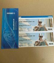 Pietro Lombardi Tickets