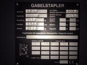 Elektrostapler Steinbock Boss LE20