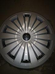 4x Audi Radkappe Radzierblende