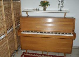 Tasteninstrumente - Schönes Matthaes Klavier