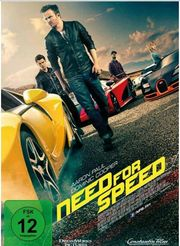DVD Need for Speed