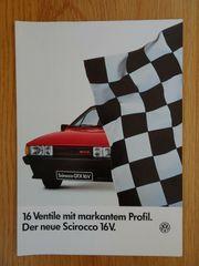 VW SCIROCCO II GTX 16V