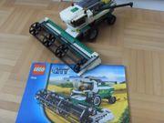 Lego City 7636 Mähdrescher