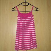 Kleid Hängerchen für Mädchen Gr
