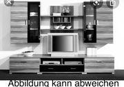 Wohnwand - 6 Teile