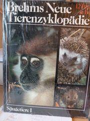 12 x Brehms Neue Tierenzyklopädie