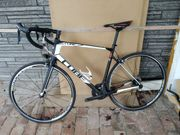 Rennrad Carbonrad Cube Attain GTC