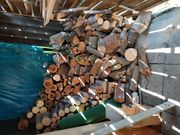 Super Brennholz abzugeben nur heute