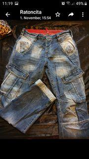 Thor Steinar Cargo Jeans neuwertig