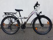 Jugend-Fahrrad 24 Zoll 21 Gang