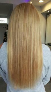 Haarverlängerung Tape in Extensions