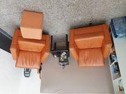 Echt Leder Sesseln