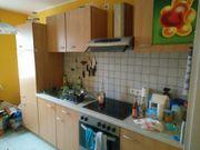 Küchenzeile in gutem Zustand zu