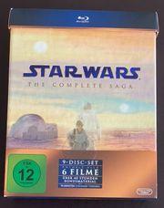 Star Wars - Complete Saga Blu-ray