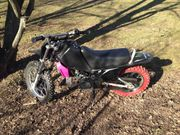 Yamaha PW 80 Cross Kindermotorrad