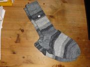 Handgestrickte Socken Gr 40 41