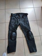 Motorrad Lederhose Retro Herren