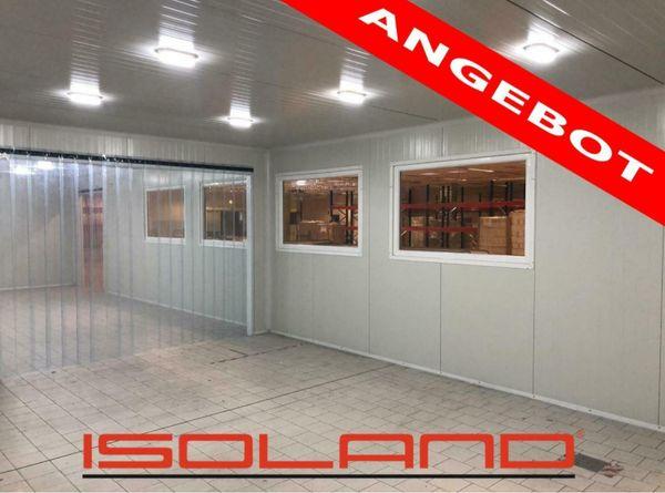 Isoland Kühlhaus Kühlzelle Kühlraum 1