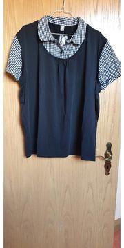 super süßes Blusenshirt Gr 50