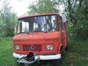 Mercedes-Benz LF 408 Ausbau zum