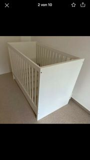Babybett kinderbett 120x60cm