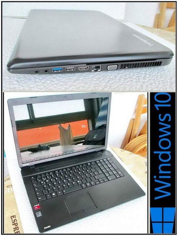 dc021ace83486 17 ZOLL Notebook Laptop Toshiba