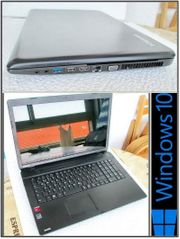 17 ZOLL Notebook Laptop Toshiba