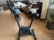 Hometrainer Fitness-Fahrrad