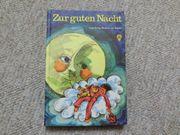 Kinderbuch Zur guten Nacht 70-er