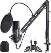 Mikrofon Kit mit Mikrofonständer