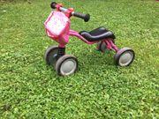Vierrad Puky pink