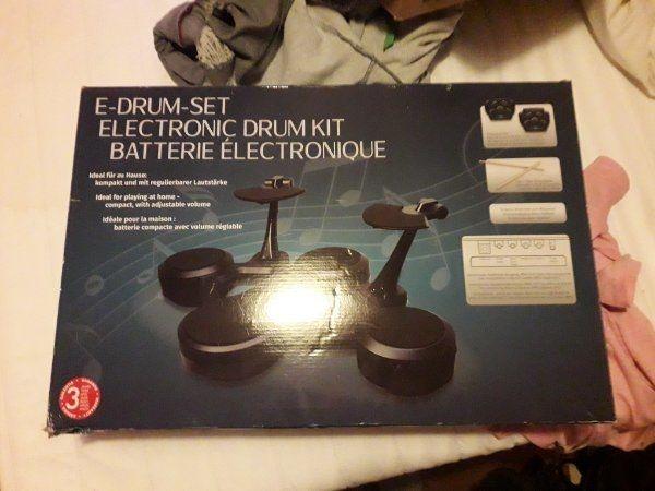 E-Drum-Set für klein und groß