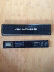 Uhr - Rechner - Lineal