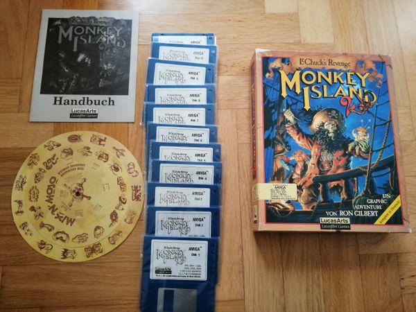 Monkey Island 2 mit div