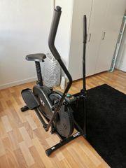 WE R Crosstrainer - Fahrrad 2in1