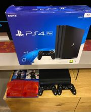 Ps4 Pro 1Tb 2 Controller