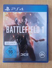 Battlefield 1 PS4 Spiel