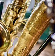 Saxophon und Klarinettenunterricht