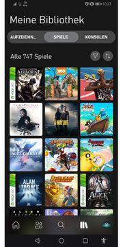 Xbox one account mit 720