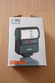 OSRAM Studio Elektronen-Blitzgerät C180