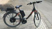 Alu Trekking e-bike Staiger