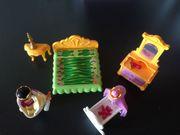 Playmobil Schlafgemach mit Babywiege
