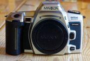 Zwei analoge AF-Kameras
