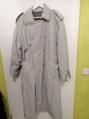 Herren Wintermantel Trenchcoat
