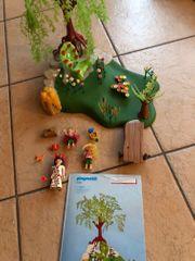 Playmobil 4199 - Feenkönigin im Blumengarten